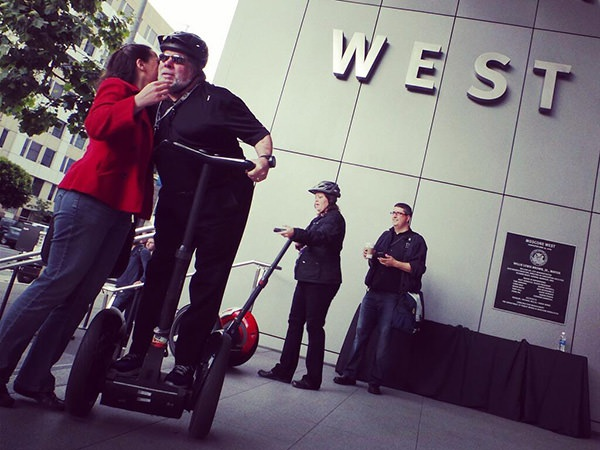Stve-Wozniak-on-Segway-at-WWDC-2013