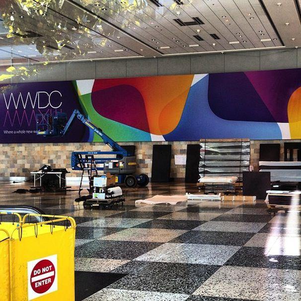 Баннеры на WWDC