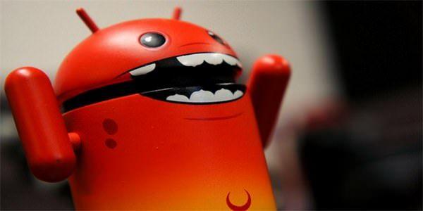 опасный вирус для Android