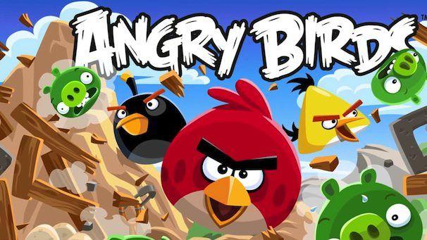 angry birds на nintendo