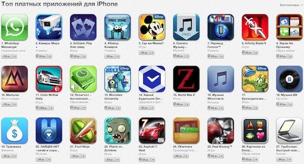 app store топ 10