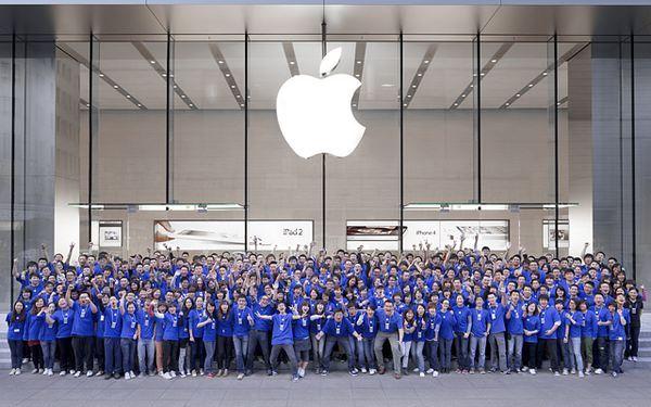 Сотрудники Apple