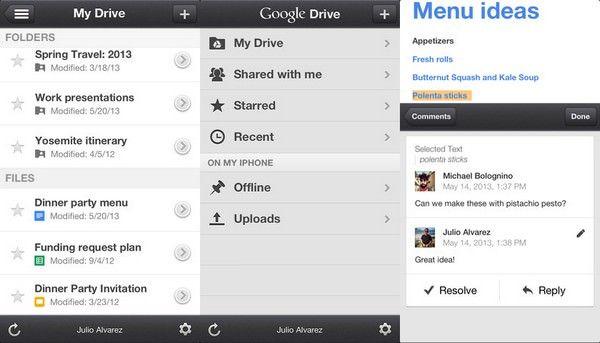 Google Drive 1.4