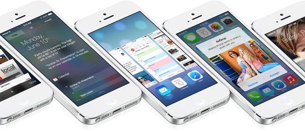 Новая iOS 7
