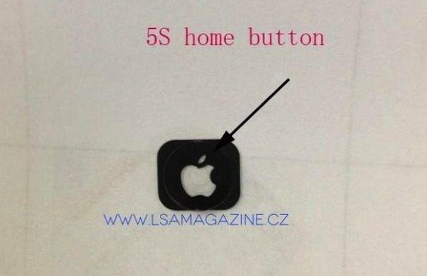 iPhone 5 кнопка Домой
