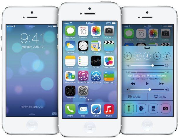 Совместимость с iOS 7