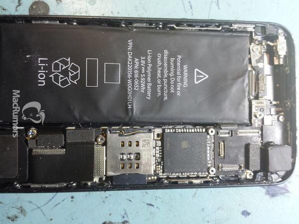 фотография iPhone 5S