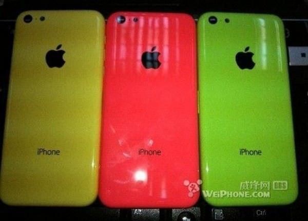 корпуса бюджетного iPhone