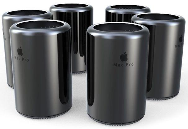Новый 12-ядерный Mac Pro опять в лидерах тестов
