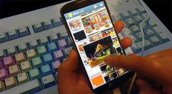 китайская копия Galaxy S4