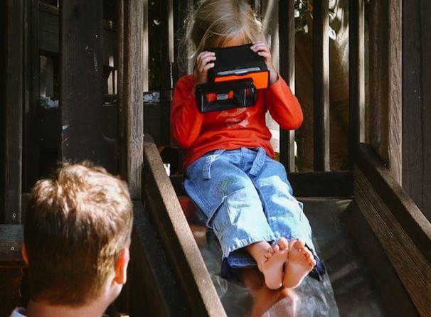 poppy 3D камера для iphone