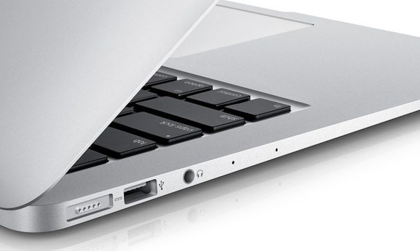 новый macbook air с процессором haswell