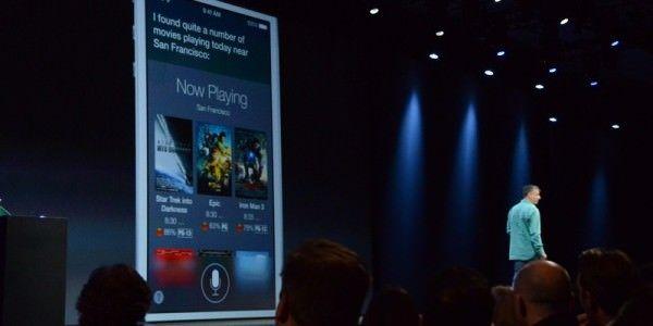 Siri в iOS 7