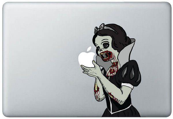 Apple zombie