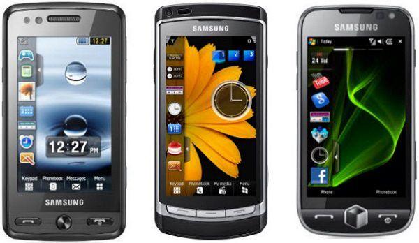 touchwiz от Samsung