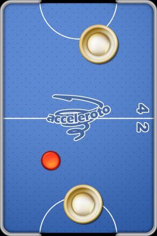Air Hockey - For iPhone - iPad - iPod 1 pg