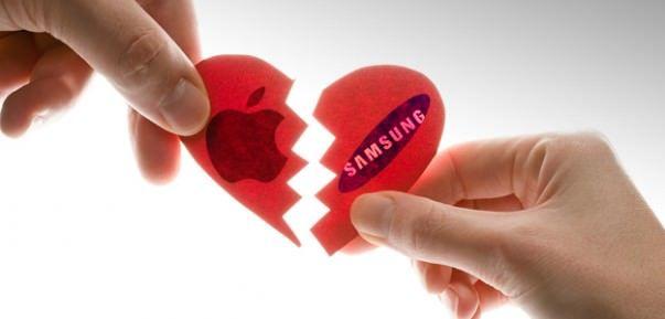 Apple-Samsung-Divorce
