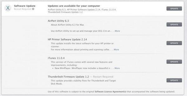 OS X Maveriks Developer Preview 4