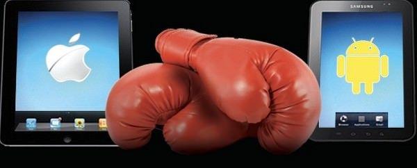 Android-планшеты превзошли iPad