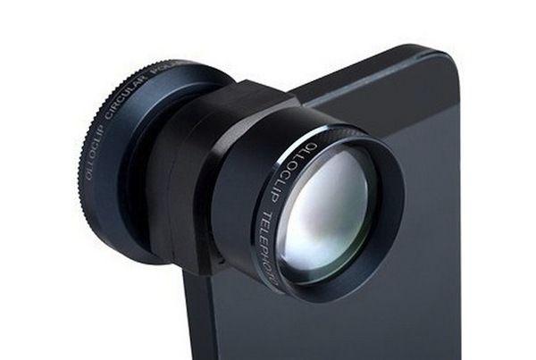 Olloclip объектив для iPhone