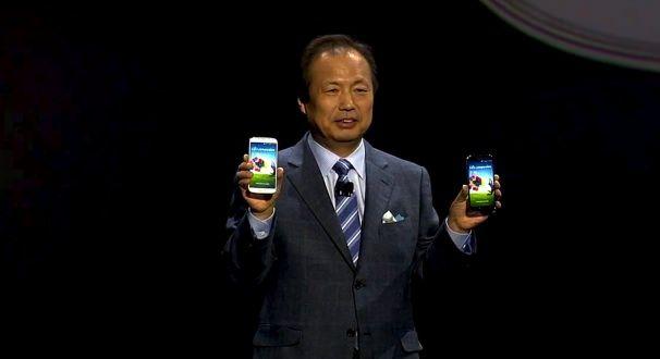 Samsung Galaxy S4 JK Shin