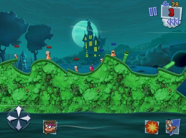Worms 3 для iOS