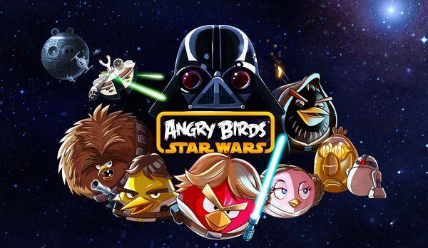 Angry Birds Star Wars бесплатно