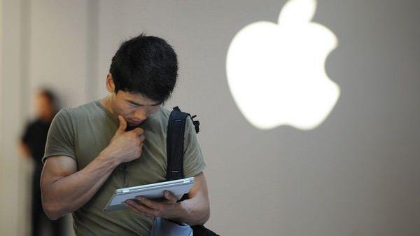 Apple выкупила собственных акций на $16 млрд.