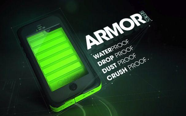 Чехол для iPhone 5 otterbox armor