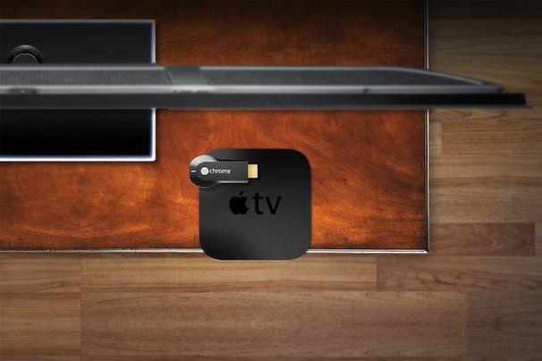 chromecast vs apple tv airplay