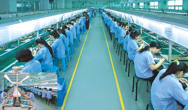Foxconn наймет 90000 сотрудников
