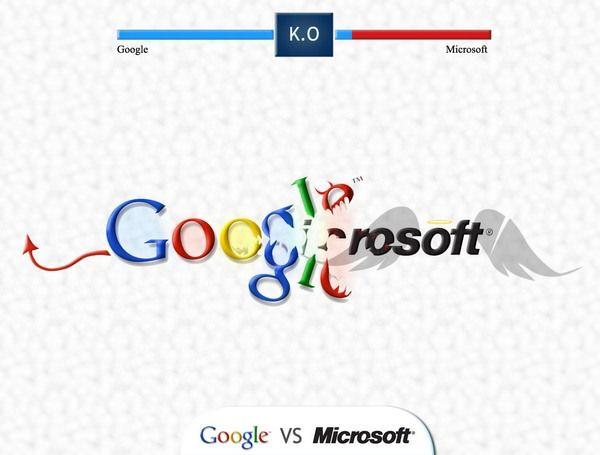 Microsoft наносит удар