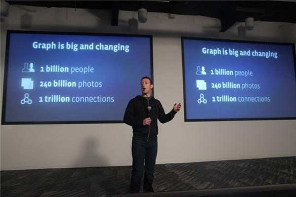 Facebook запустил Graph Search