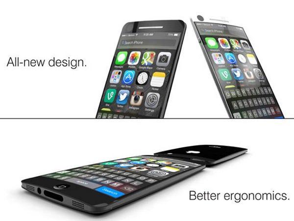 iPhone 5S концепт
