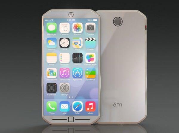 Шестиугольный iPhone 6