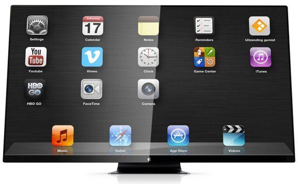 Apple планирует закупать ЖК-панели