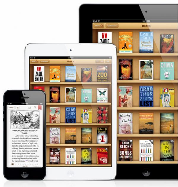 iBooks concept