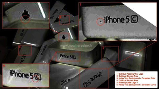 iphone 5c fake