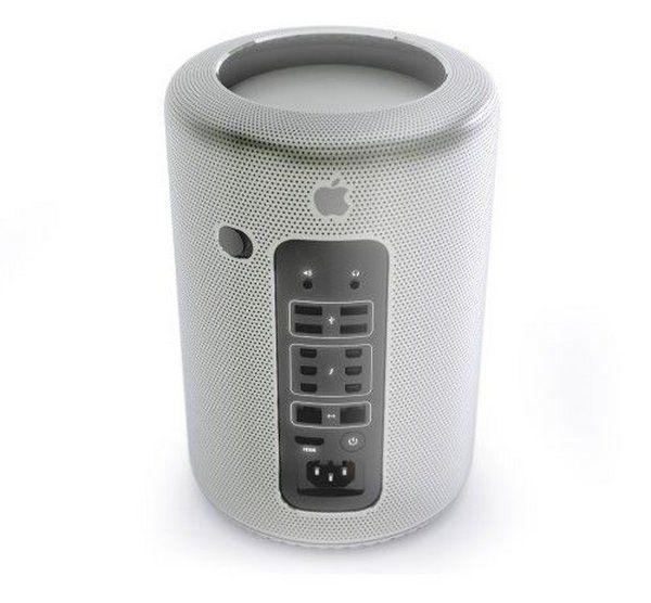 Концептуальный корпус для Mac Pro от Мартина Хаека