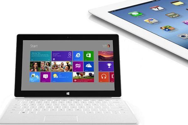 В Microsoft не знают что делать с планшетами Surface