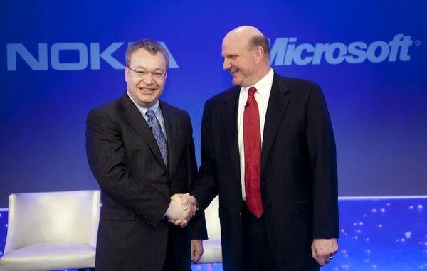 Nokia обвиняет Microsoft