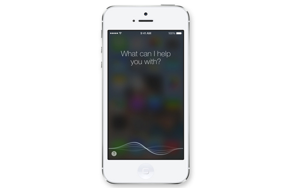 iOS 7 речь