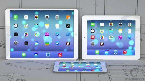 13 дюймовый iPad