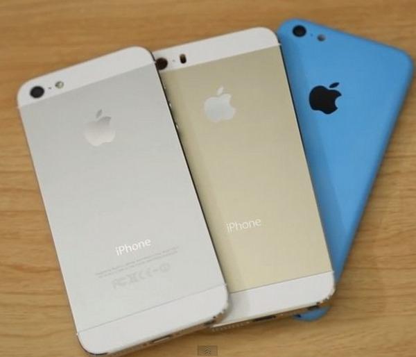 """Первое видео """"золотого"""" iPhone 5S – правдоподобно, но не более"""