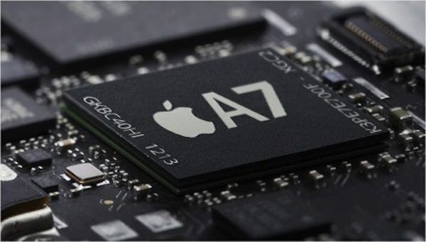 Новый процессор А7 увеличит быстродействие iPhone 5S на 31%
