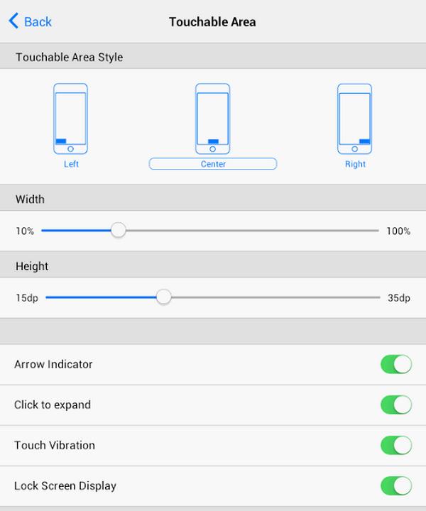 Apple борется с клоном Control Center для Android
