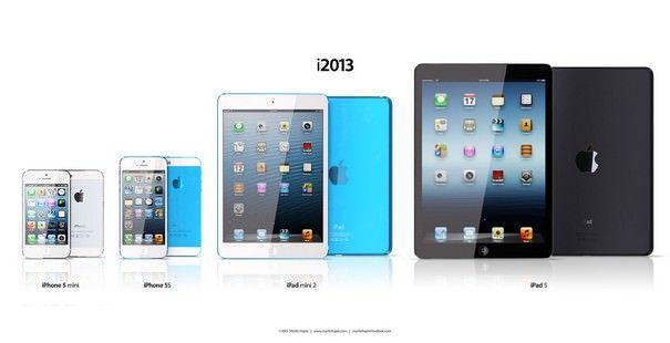 Новые iPhone 5S и 5C поступят в продажу 20 сентября