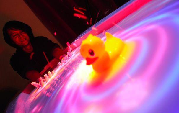 AquaTop Display