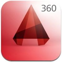 AutoCAD 360 iphone ipad
