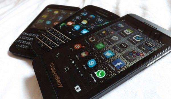 У BlackBerry очередные проблемы